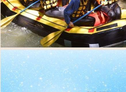 Sanremo incontra lo sport , Rafting Hydrospeed Torrentismo Canyonyng Kayak