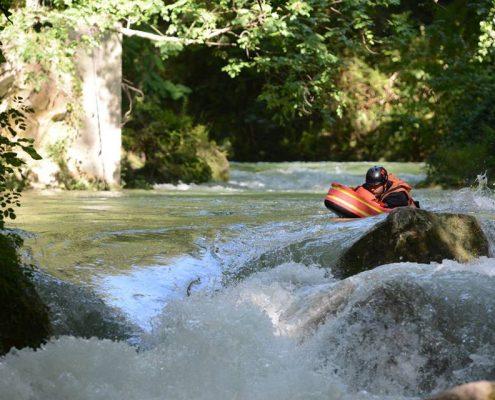 Hydeospeed Cascata delle Marmrore, Adrenalina Azione ed emozione pura