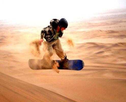 Adrenalina chiama, sport estremi rispondono