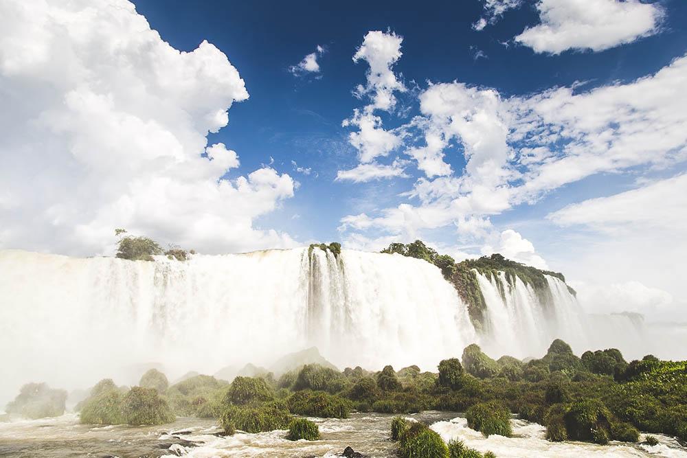Foto della Cascata di Iguazù