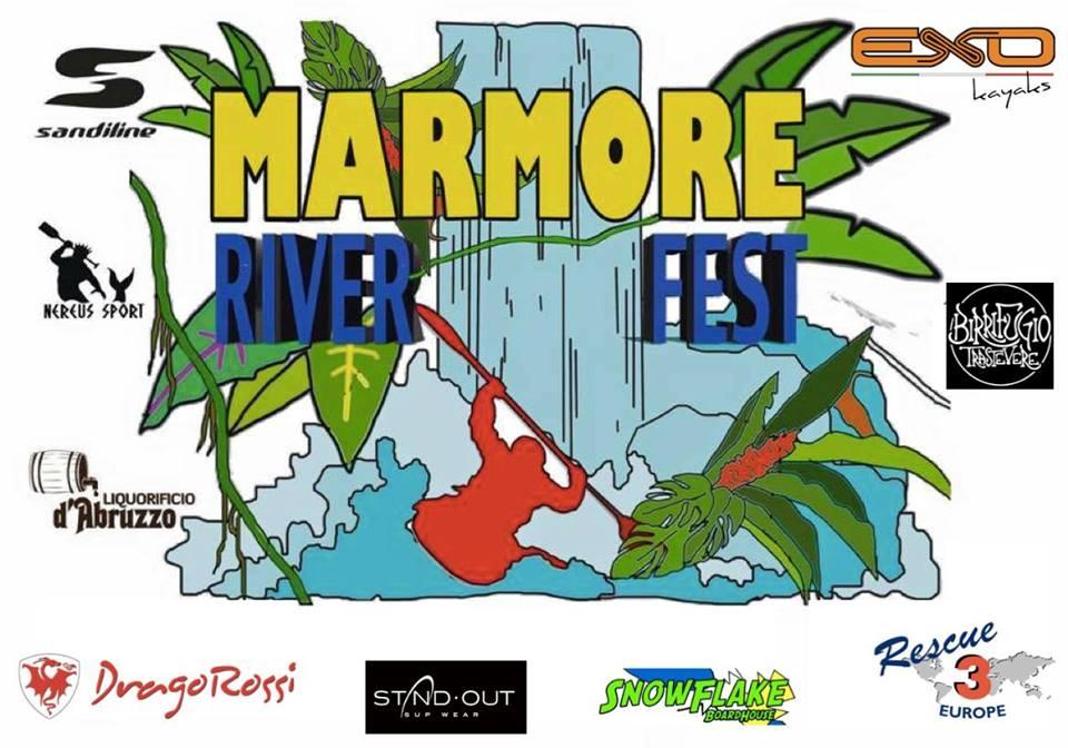Marmore River Fest 27 ottobre 2018
