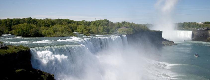 Foto della Cascata del Niagara