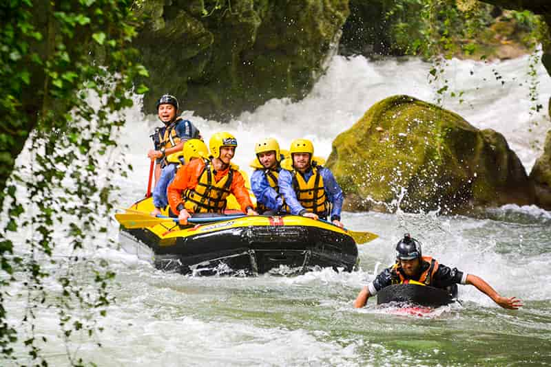 Rafting ed Hydrospeed in Umbria