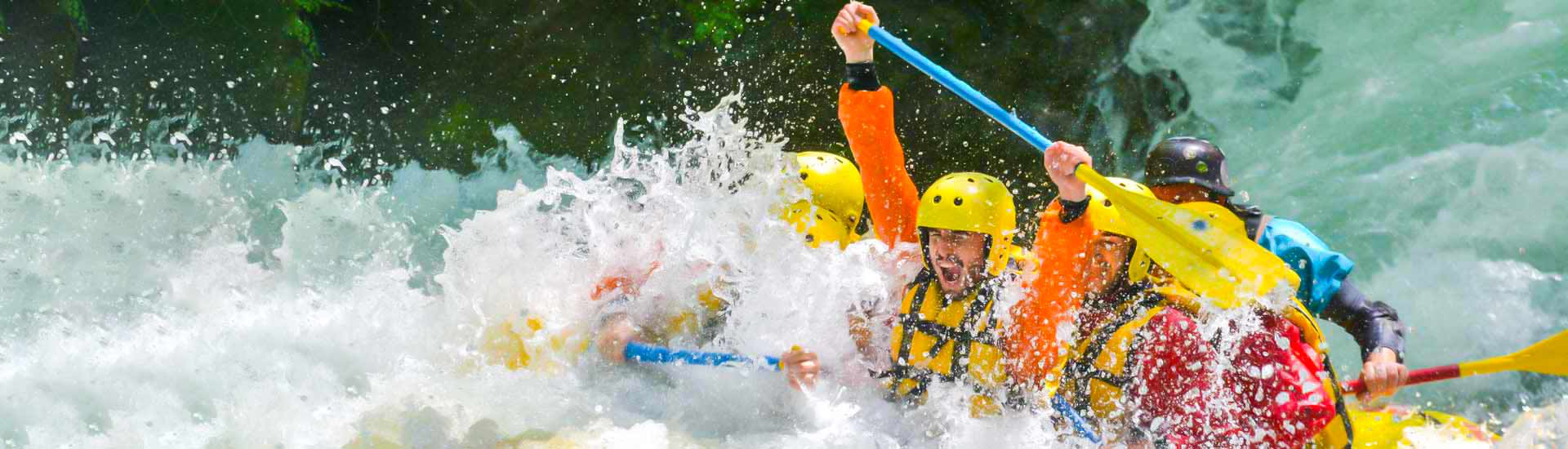 Rafting in Umbria presso Rafting Marmore