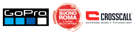 Sponsor 2019 Rafting Marmore: Gopro, Radio Dimensione Suono and Crosscall