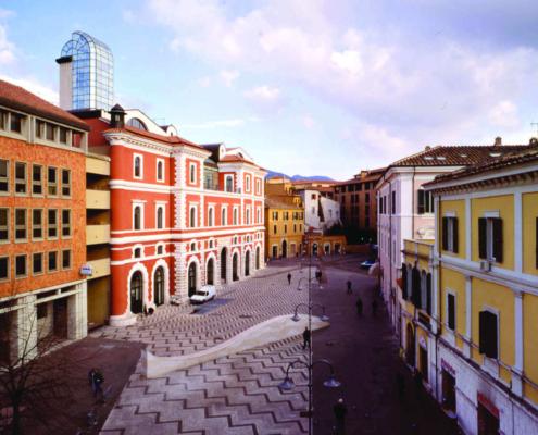 foto della città di terni